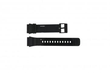Adidas bracelet de montre ADH6092 Caoutchouc Noir 22mm