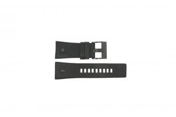 Diesel bracelet de montre DZ7127 Cuir Noir 29mm