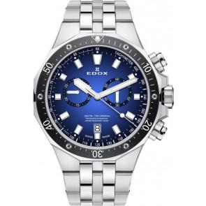 Bracelet de montre Edox 10109 3M BUIN Acier Acier