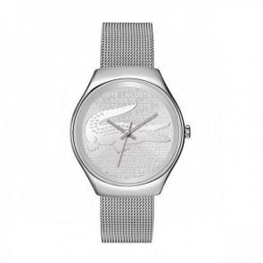 Lacoste bracelet de montre 2000810 / LC-71-3-14-2469 Métal Argent 18mm