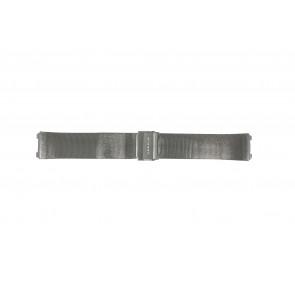 Bracelet de montre Skagen 233XLTTM Acier Gris anthracite 20mm