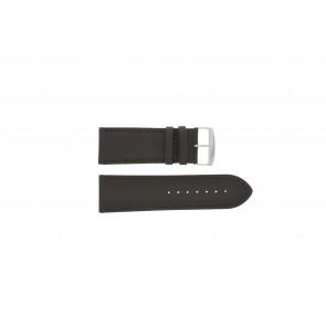 Bracelet de montre Universel 306.02 Cuir Brun 32mm