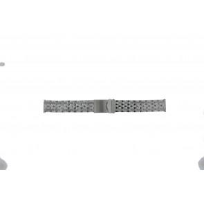 Bracelet de montre Universel 31264 Acier Acier 20mm