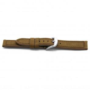 Bracelet de montre cuir 16mm EX-E337