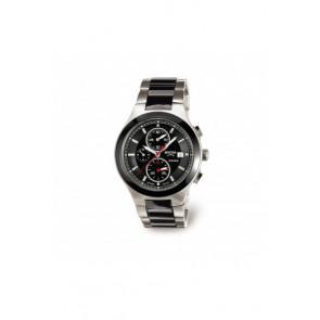 Bracelet de montre Boccia 3764-01 Acier Acier