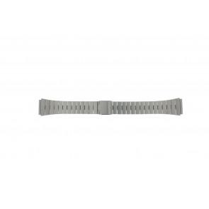 Bracelet de montre 41020-1-18 Métal Argent 18mm