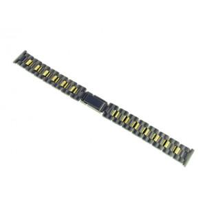 Bracelet de montre 72621 Titane Argent 16mm