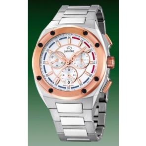 Bracelet de montre Jaguar J808 Acier 16mm