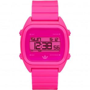 Bracelet de montre Adidas ADH2892 Plastique Rose 22mm