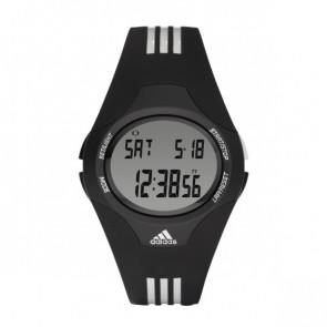 Bracelet de montre Adidas ADP6005 Caoutchouc Noir