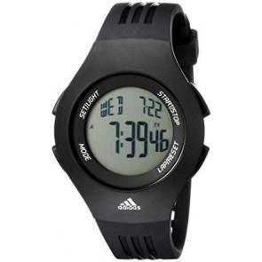 Bracelet de montre Adidas ADP6017 Plastique Noir
