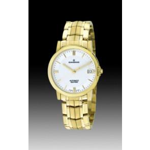 Bracelet de montre Candino C4243-1 Acier Plaqué or