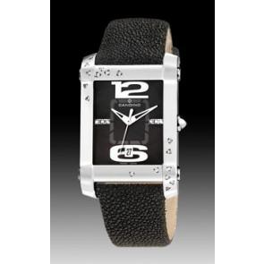 Bracelet de montre Candino C4299-4 Cuir Noir 22mm
