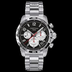 Bracelet de montre Certina C0016141105700A / C605014464 Acier Acier 22mm
