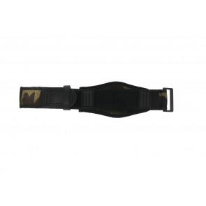 Bracelet de montre Camel Active Velcro Vert 26mm