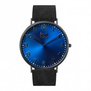 Bracelet de montre Ice Watch CHL.B.RED.41.N.15 Cuir Noir