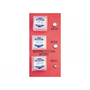 Citizen Batterie rechargeable MT920 / 295-29 - 1.55v