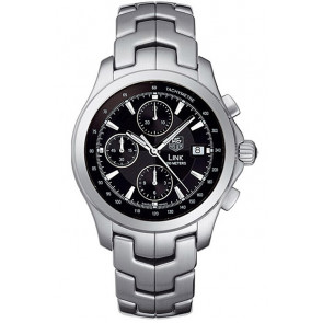 Bracelet de montre Tag Heuer CJF2110-0 / BA0576 Acier 20mm