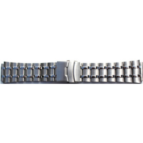 Bracelet de montre CM3025-26 Métal Acier inoxydable 26mm