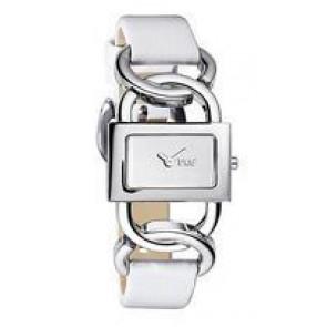 Bracelet de montre Dolce & Gabbana DW0563 Cuir Blanc 16mm