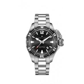 Bracelet de montre Hamilton H77605135 / H77705145 Acier Acier inoxydable 20mm