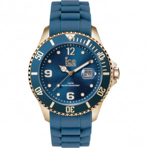 Bracelet de montre Ice Watch IS.OXR.B.S.13 Caoutchouc Bleu