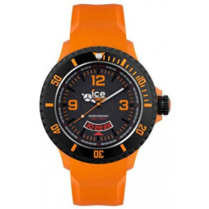 Bracelet de montre Ice Watch DI.OE.XB.R.11 Caoutchouc Orange 26mm
