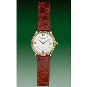 Bracelet de montre Jaguar J601-3 / J601-4 Cuir Cognac 14mm
