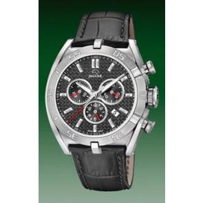 Bracelet de montre Jaguar J857-3 Cuir Gris