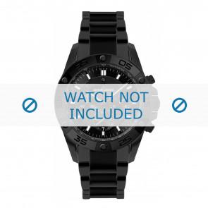 Jacques Lemans bracelet de montre 1-1773D Céramique Noir