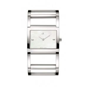 Bracelet de montre Calvin Klein K605026210 / K0428181 Acier inoxydable Acier