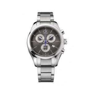 Bracelet de montre Calvin Klein K0K27107 / K605000026/ K0K27120 Acier inoxydable Acier 22mm