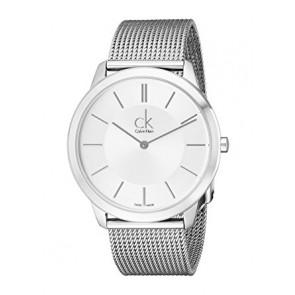 Bracelet de montre Calvin Klein K3M221 / K605000134 Acier Acier inoxydable