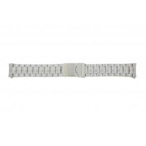 Calypso bracelet de montre K5112 / K5118 Métal Argent 20mm
