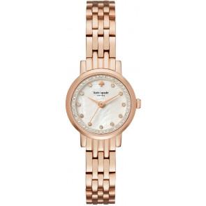 Kate Spade New York bracelet de montre KSW1243 / MINI MONTEREY Métal Rosé