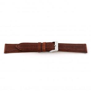 Bracelet en cuir brun Cognac 14mm EX-G62