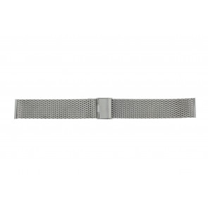 WoW bracelet de montre MESH20 Métal Argent 20mm