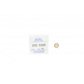 Citizen Batterie rechargeable MT621 / 295-55 - 1.55v