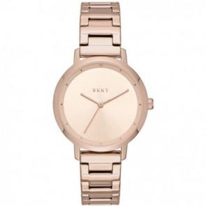 Bracelet de montre DKNY NY2637 Acier Rosé 14mm
