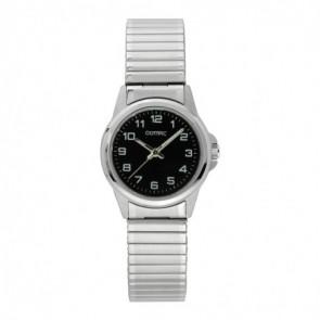 Olympic bracelet de montre OL26DSS107 Métal Argent 15mm