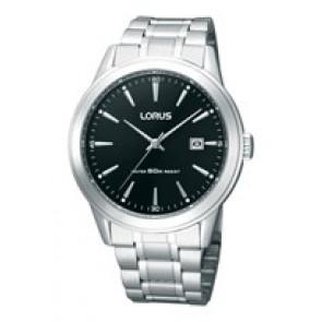 Bracelet de montre Lorus RH995BX9 / PC32 X029 Acier Acier