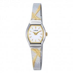 Bracelet de montre Lorus RJ463BX9 / PC10 X020 / RHN072X Acier Bicolore