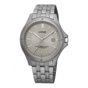 Bracelet de montre Lorus VX32-X384-RXD75EX9 Titane 18mm