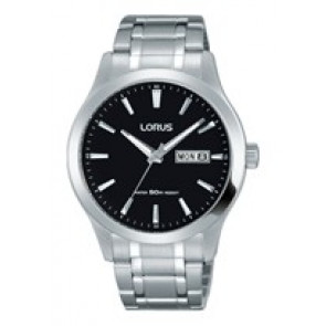 Bracelet de montre Lorus VX43-X096-RXN23DX9 Acier Acier
