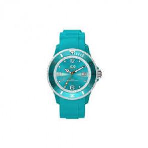 Bracelet de montre Ice Watch SI.CAR.US.13 Caoutchouc Turquoise 20mm