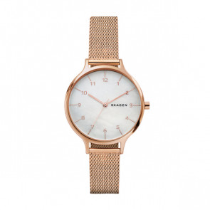 Bracelet de montre Skagen SKW2633 Acier Rosé 14mm