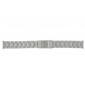 Morellato bracelet de montre ST0320 Métal Argent 20mm
