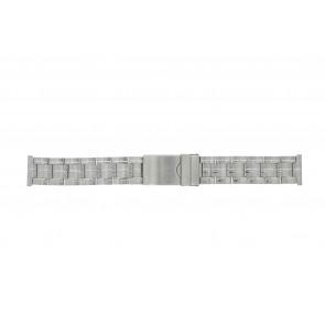 Morellato bracelet de montre ST0420 Métal Argent 20mm