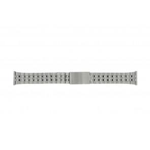 Morellato bracelet de montre ST1520 Métal Argent 20mm