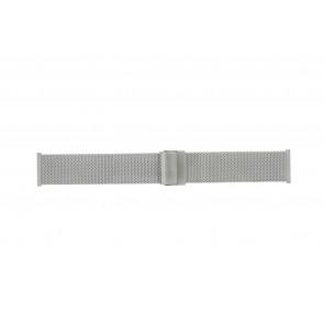 Morellato bracelet de montre ST1722 Métal Argent 22mm